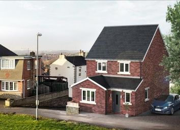 Thumbnail 4 bedroom detached house for sale in Robinson Lane, Kippax, Leeds