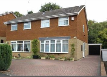 Thumbnail 3 bed semi-detached house for sale in Minton Road, Harborne, Birmingham