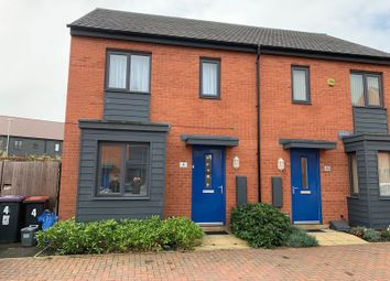 Thumbnail 2 bed semi-detached house to rent in Pantulf Close, Lawley, Telford