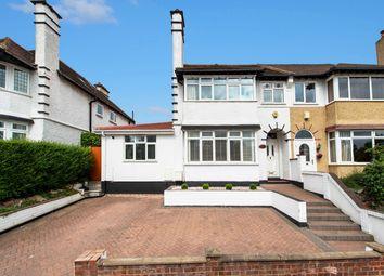 Thumbnail 5 bed semi-detached house for sale in Sandy Lane South, Wallington