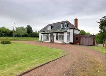 Thumbnail 4 bed detached house for sale in The Croft, Canonbie, Dumfries And Galloway