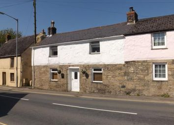 Thumbnail 3 bed end terrace house for sale in Fraddon, St. Columb, Cornwall