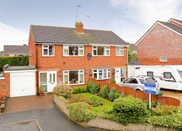 Thumbnail 3 bed semi-detached house for sale in Abdon Close, Highley, Bridgnorth