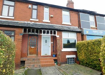 Thumbnail 4 bed terraced house for sale in Stockport Road, Cheadle Heath, Stockport