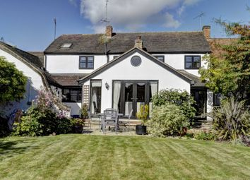Thumbnail 4 bed link-detached house for sale in High Street, Haddenham, Aylesbury