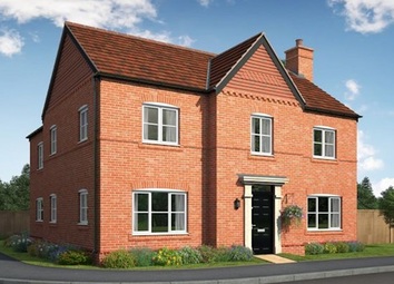 Thumbnail 4 bedroom detached house for sale in The Winster, Hoyles Lane, Cottam, Preston, Lancashire