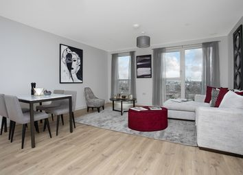 Thumbnail Flat for sale in Shipbuilding Way, London