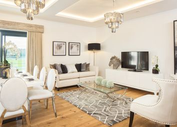 "Thumbnail 3 bedroom flat for sale in ""Frankel House"" at Racecourse Road, Newbury"