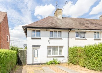 Thumbnail 3 bed end terrace house for sale in Jubilee Crescent, Wellingborough