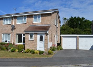 Thumbnail 1 bed flat for sale in Gradwell Close, Worle, Weston-Super-Mare