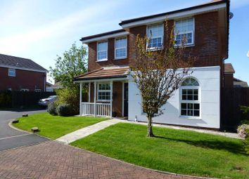 Thumbnail 4 bedroom detached house for sale in The Lilacs, Poulton-Le-Fylde