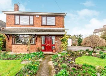 Thumbnail 3 bed detached house for sale in Cannock Road, Burntwood, Staffordshire