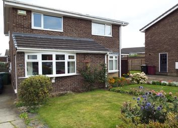 Thumbnail 2 bed property to rent in Ennerdale Close, Dronfield