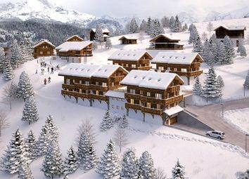 Thumbnail 3 bed detached house for sale in 19 Off-Plan Luxury Chalets, La Tzoumaz, Valais