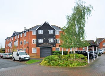Thumbnail 2 bed flat to rent in White Willow Close, Ashford, Kent