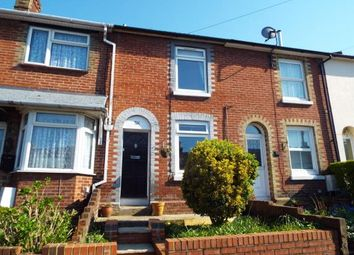 Thumbnail 2 bedroom terraced house for sale in Paynes Road, Shirley, Southampton
