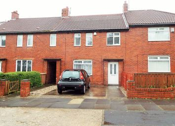 Thumbnail 3 bed terraced house for sale in Melrose Gardens, Wallsend