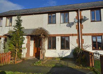 Thumbnail 3 bedroom terraced house for sale in 4, Maes Yr Eglwys, Llanwnog, Caersws, Powys