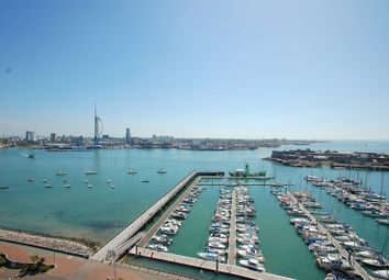 Thumbnail 2 bed flat for sale in Trinity Green, Gosport
