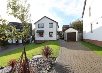 4 bed detached house for sale in Campion View, Woolwell, Plymouth PL6