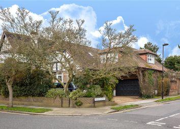 Thumbnail 5 bedroom detached house for sale in Vera Avenue, Grange Park, London