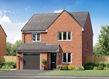 "Thumbnail 4 bed property for sale in ""The Eaton"" at Shobnall Road, Burton-On-Trent"