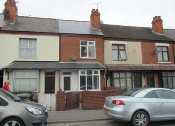 Thumbnail 3 bed terraced house to rent in Bulkington Road, Bedworth, Warwickshire