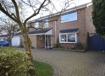 Thumbnail 4 bed semi-detached house for sale in Vyner Close, Prenton