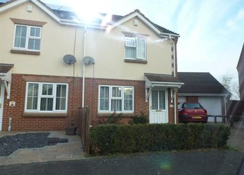 Thumbnail 2 bed semi-detached house to rent in Strawberry Fields Drive, Holbeach St Marks, Spalding