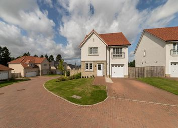 Thumbnail 4 bed detached house for sale in Willowgate Drive, Kinnoull, Perth