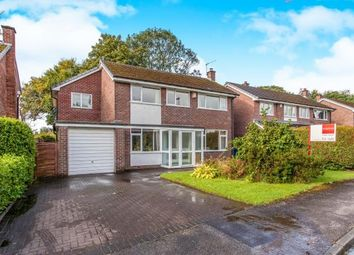 Thumbnail 4 bed detached house for sale in Bowden Close, Culcheth, Warrington, Cheshire