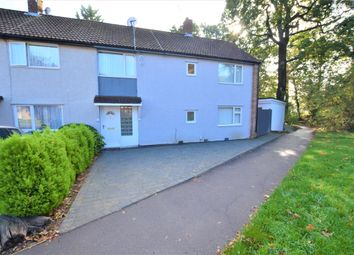 Thumbnail 4 bed end terrace house for sale in Sadlers Mead, Harlow