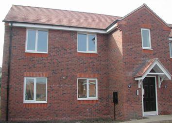 Thumbnail 1 bed flat to rent in Borough Way, Nuneaton