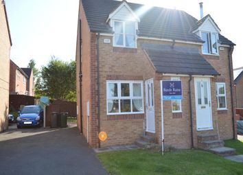 Thumbnail 2 bed semi-detached house for sale in Constable Way, Dalton, Rotherham, South Yorkshire
