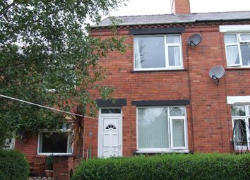 Thumbnail 2 bed end terrace house to rent in Clarke Street, Ponciau, Wrexham