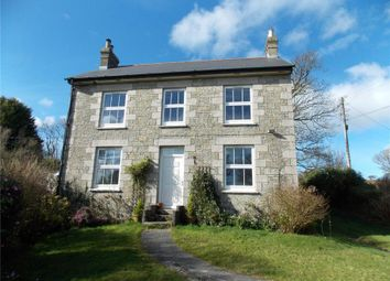 Thumbnail 4 bed detached house for sale in Penhalvean, Redruth