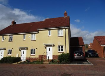 Thumbnail 2 bed property to rent in Canal View, Bathpool, Taunton