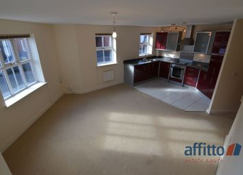 Thumbnail 3 bed flat for sale in Hooks Close, Anstey, Leicester