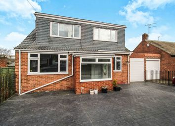 Thumbnail 2 bed bungalow for sale in Harlow Avenue, Fawdon, Newcastle Upon Tyne