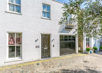 4 bed end terrace house for sale in Sumner Place Mews, South Kensington, London SW7