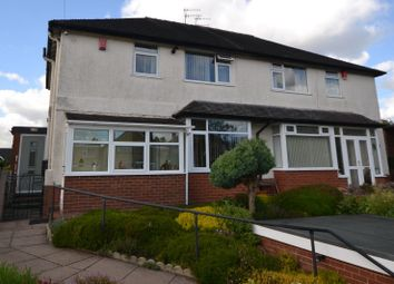 Thumbnail 3 bed semi-detached house for sale in Newcastle Lane, Penkhull, Stoke-On-Trent