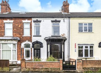 Thumbnail 3 bed terraced house for sale in Cromwell Avenue, Grimsby