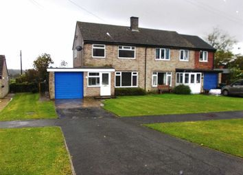 Thumbnail 3 bed semi-detached house to rent in Woodland View, East Barkwith, Market Rasen