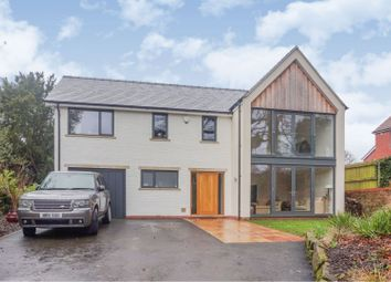 Thumbnail 5 bed detached house for sale in School Lane, Hartford