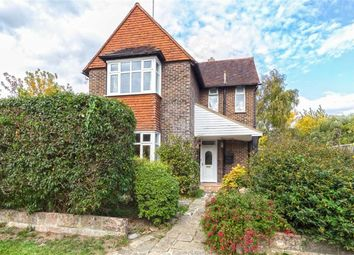 Thumbnail 5 bed detached house to rent in Beatrice Road, Oxted, Surrey