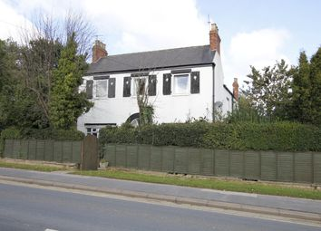 Thumbnail 5 bed link-detached house for sale in Castle Road, Cottingham