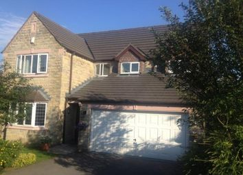 Thumbnail 4 bed detached house for sale in Swan Avenue, Gilstead, Bingley, West Yorkshire