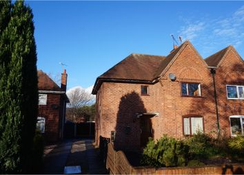 Thumbnail 3 bed semi-detached house for sale in Circular Drive, Chester