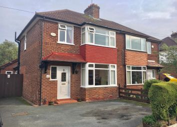 Thumbnail 4 bed semi-detached house for sale in Belgrave Road, Great Boughton, Chester