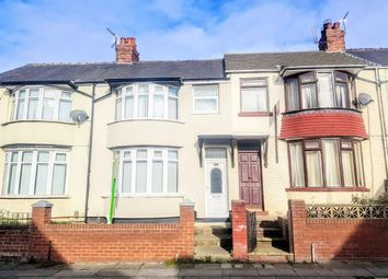 Thumbnail 3 bedroom terraced house for sale in Newstead Road, Middlesbrough